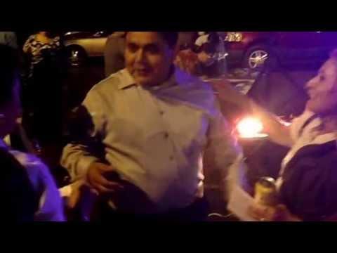 Despedida del padre Daniel Martínez de Santa Rosa of Lima
