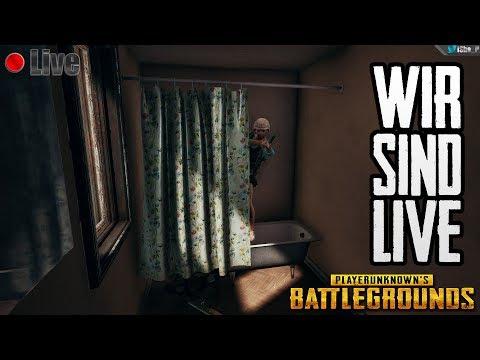 🔴 Playerunknown's Battlegrounds   WIR SIND LIVE   Live #036