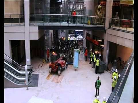 The making of the Trinity Leeds Art Programme - 12mins
