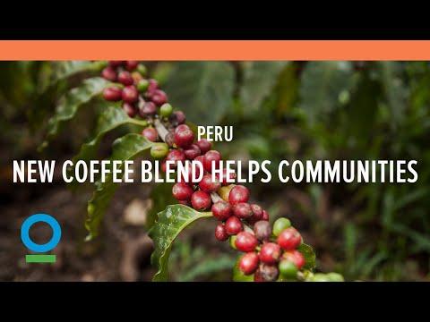 New Coffee Blend Helps Peruvian Communities   Conservation International (CI)