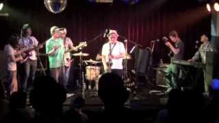 """Tetsu Nishiuchi and the Band - Reggae Makossa"" Live@Shinsekai2013.5.15"