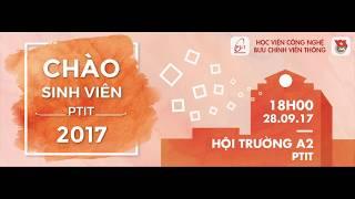 [CHÀO TÂN SINH VIÊN 2017 PTIT] Nhảy Flashmob - Khoa Multimedia