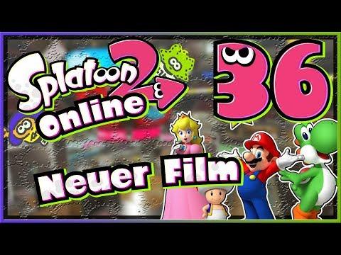 Neuer Super Mario Film bei Illumination! - Splatoon 2 🐙 Online #036