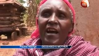 Mystery of Kitui man living with corpses deepens