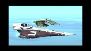 Star Wars™: Jedi Starfighter on PS4 - Intro & Mission 1