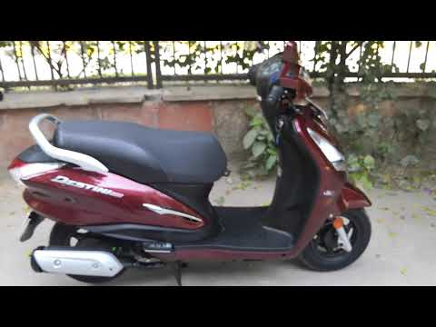 First to ride: In Hindi: Hero Destini 125cc Detailed Review