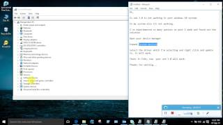 usb 3 0 is not working in windows 10 lenovo e49 solved