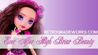 Ever After High Briar Beauty Custom Repaint