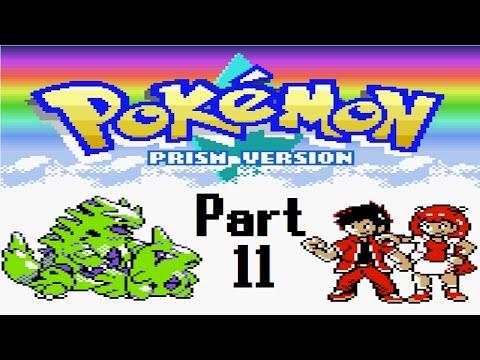Pokemon Prism Nuzlocke - Part 11 - Playing a Dangerous Game