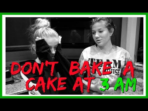 DO NOT BAKE A CAKE AT 3:00AM -- Taylor and Vanessa - 동영상