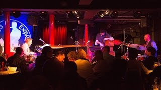 Joey Calderazzo feat. Branford Marsalis at Pizza Express Jazz Club 2014