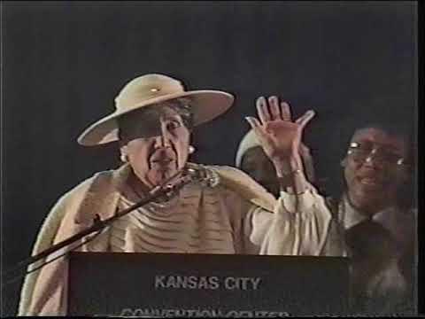 MOTHER ELSIE SHAW  COGIC Women's International Convention 1987