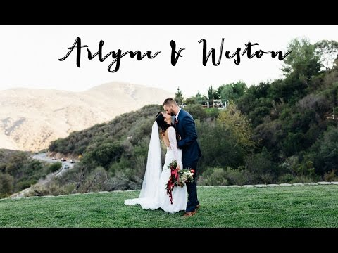 Our Wedding Day Video: Arlyne & Weston