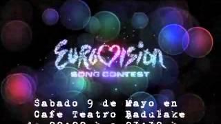 Fiesta de Eurovision en Bilbao 2015. Sábado 9 de Mayo.