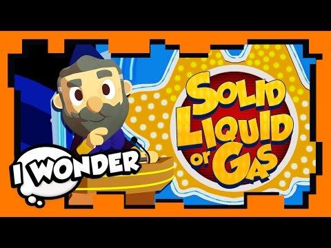 I Wonder - Episode 11 - Stampylonghead (Stampy Cat) & Keen - Solid, Liquid, or Gas! WONDER QUEST