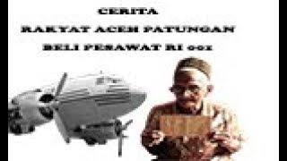 Download Video Begini Cerita Awal Nyak Sandang Modali Pembelian Pesawat RI 001 (wawancara eksulif) MP3 3GP MP4