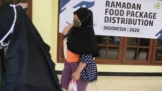 Ramadanpakke utdeling - dag 2 (April 2020)