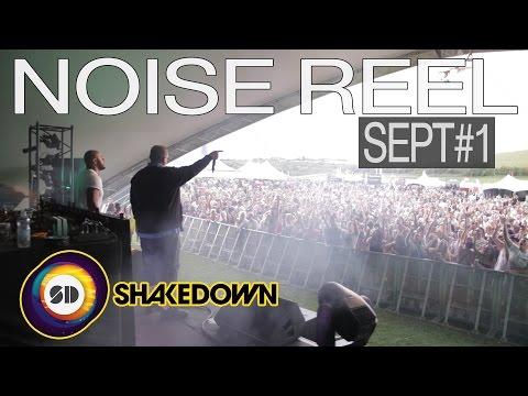 Brighton Music Scene: Bmusic Live at Dance Electronic Music Festival Shakedown (NOISE REEL)