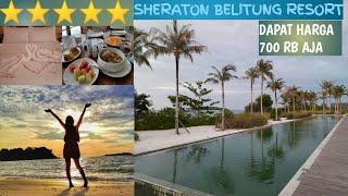 Review Sheraton Belitung Resort Hotel 5 Pertama di Belitung Melipir Yuk ke Belitung Part 3