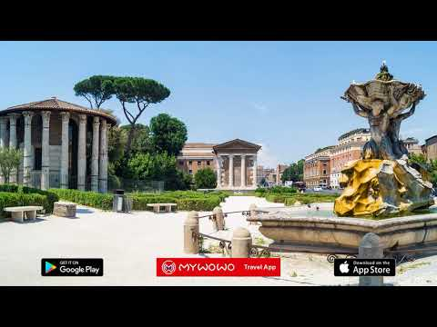 Mouth Of Truth – Square – Rome – Audio Guide – MyWoWo  Travel App