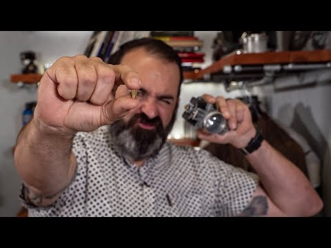 Inside A Motorcycle Carburetor - Main Jet Tuning | MC Garage