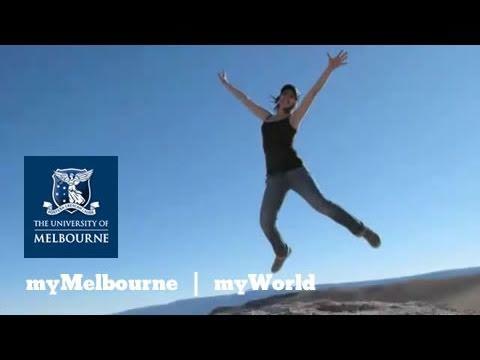 My Melbourne, My World