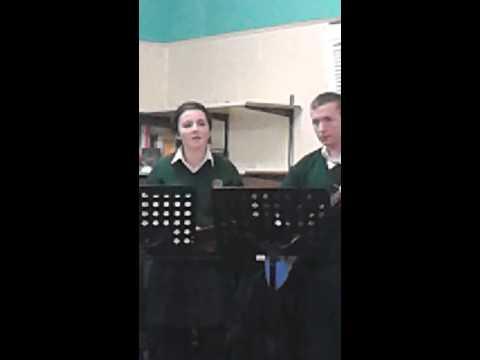 Aisling Gallagher sings Kodaline 20131105_200528.mp4