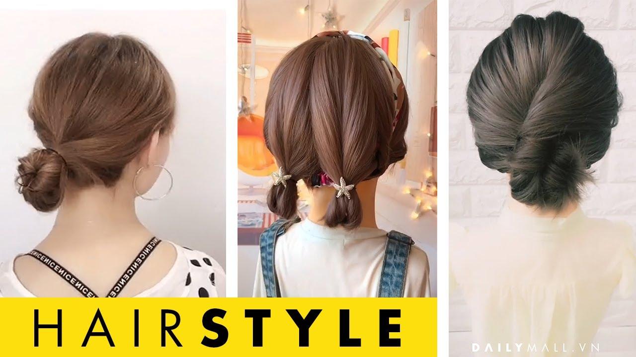 101 Cách búi tóc đẹp | Hướng dẫn búi tóc đơn giản cho bạn nữ