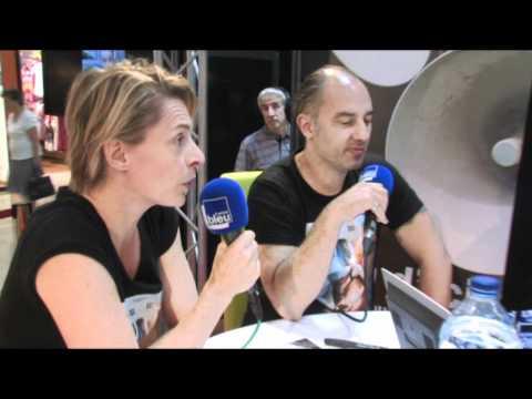 Vidéo Interview Marc Saez France Bleu Vaucluse