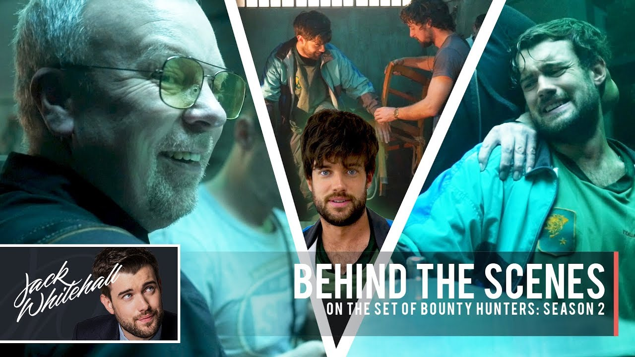 Behind The Scenes of Bounty Hunters: Season 2