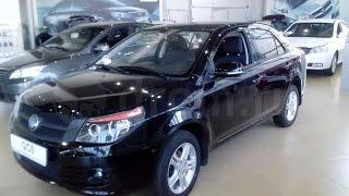 Geely GC6. Обзор в автосалоне Sky Auto. Павлодар (Казахстан)