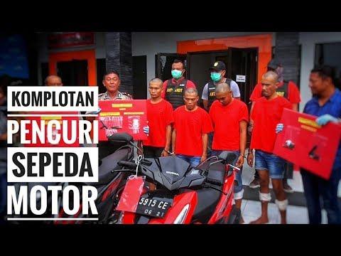 Komplotan Pencuri Sepeda Motor - NET. JATIM Mp3