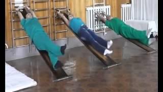 Доска Евминова. Комплекс упражнений для позвоночника