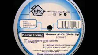 Kevin Irving - House Ain
