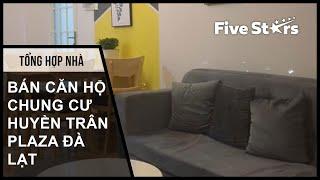 Nhà Đà Lạt t3/T7: Bán căn hộ chung cư Huyền Trân Plaza Đà Lạt