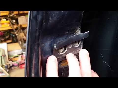 How To Fix Automatic Van Door On Honda Odyssey That Will Not Close: Easy Fix For Door Not Closing.