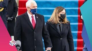 مباشر │ مراسم تنصيب جو بايدن رئيسا للولايات المتحدة الأميركية