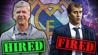 Is Real Madrid The Perfect Club For Arsene Wenger To Manage?! | #ContinentalClub