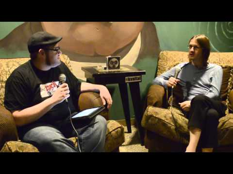 The Rock Office presents Steven Wilson! Season Two Episode Three