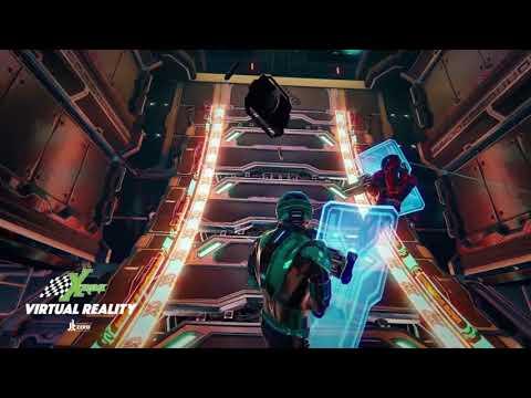 Xtreme Virtual Reality Tulsa - New VR Game - Singularity Trailer