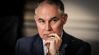 EPA Says They Don't Have Enough Money To Investigate Scott Pruitt's Travel Scandals