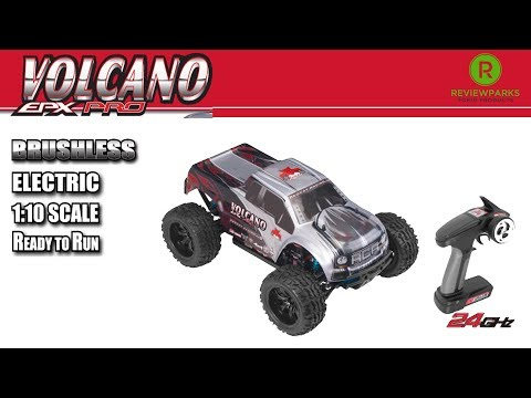 Redcat Racing Volcano Epx Electric Truck |review