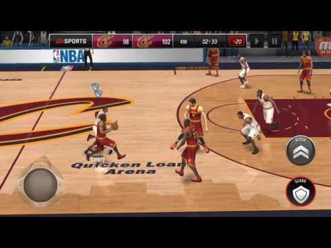 Cleveland cavaliers comeback win against Dallas Mavericks in Dallas NBA game