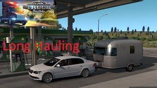 American Truck Simulator | Long Hauling