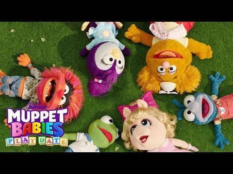 Muppet Babies Play Dates! Compilation | Muppet Babies | Disney Junior