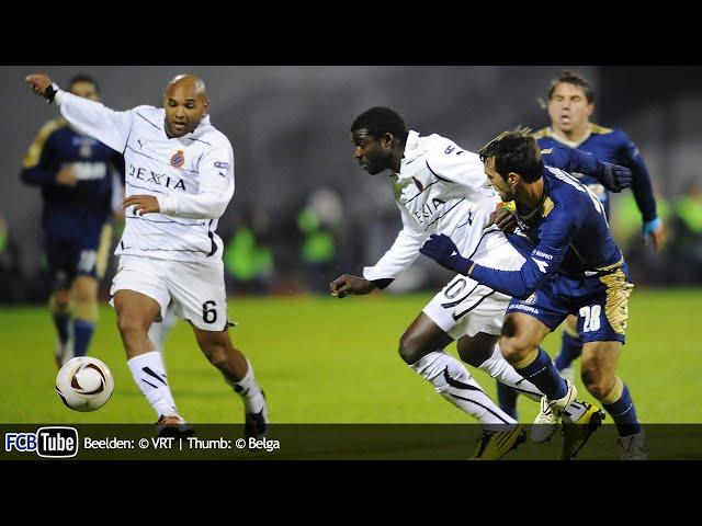 2010-2011 - Europa League - 05. Groep D Match 3 - Dinamo Zagreb - Club Brugge 0-0
