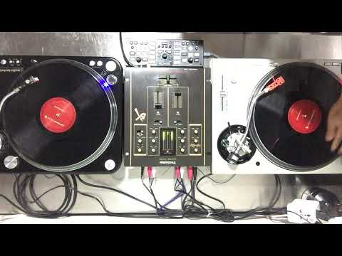 1 Hour Of Non-stop 80's NEW WAVE By Dj Rad Ng Marikina (HD)