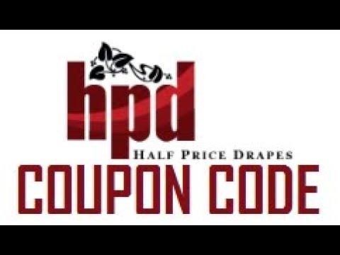 Verified ✅ Half Price Drapes Coupon Code | Upto 90% Discount With SavingTrendy