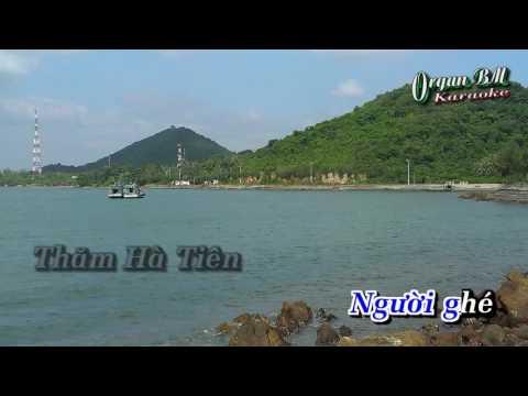 Hà Tiên Tone Nam karaoke nhạc sống full beat