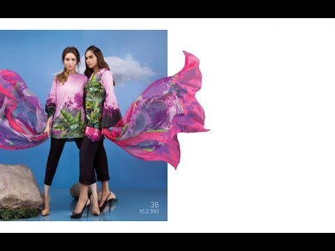 370eba0a8c Sana Safinaz Muzlin Vol 2 Eid Collection 2017 With Price. Fashion Trends PK